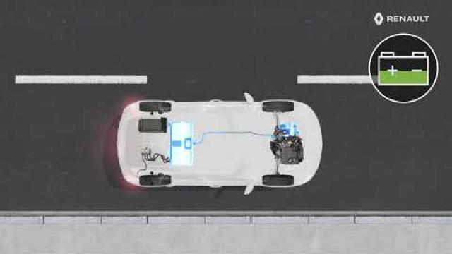 E-TECH PLUG-IN HYBRID - Das E-TECH-Multimodus-Automatikgetriebe