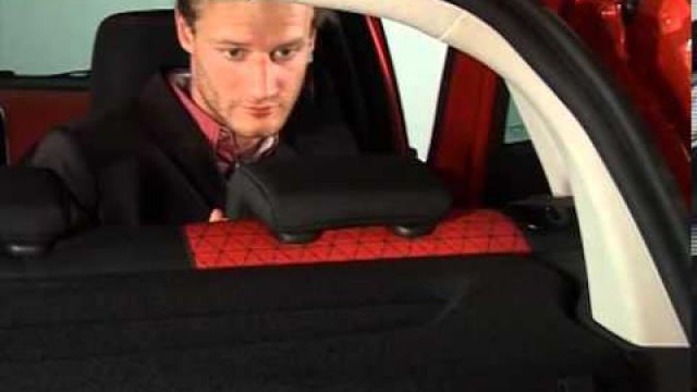 CLIO : Kopfstütze vorne/hinten